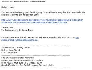 sueddeutsche-newsletter-abbestellen-doubleoptout