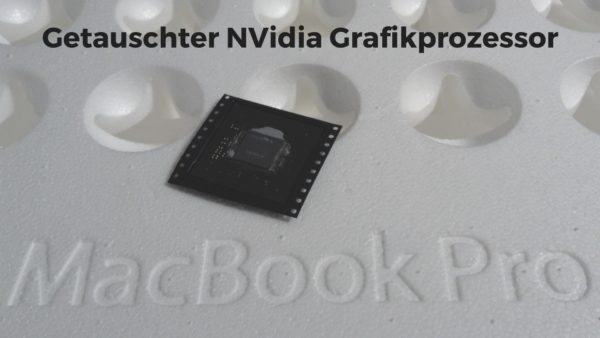 NVidia Grafikchip führt bei älteren MacBooks zu blauem Bildschirm