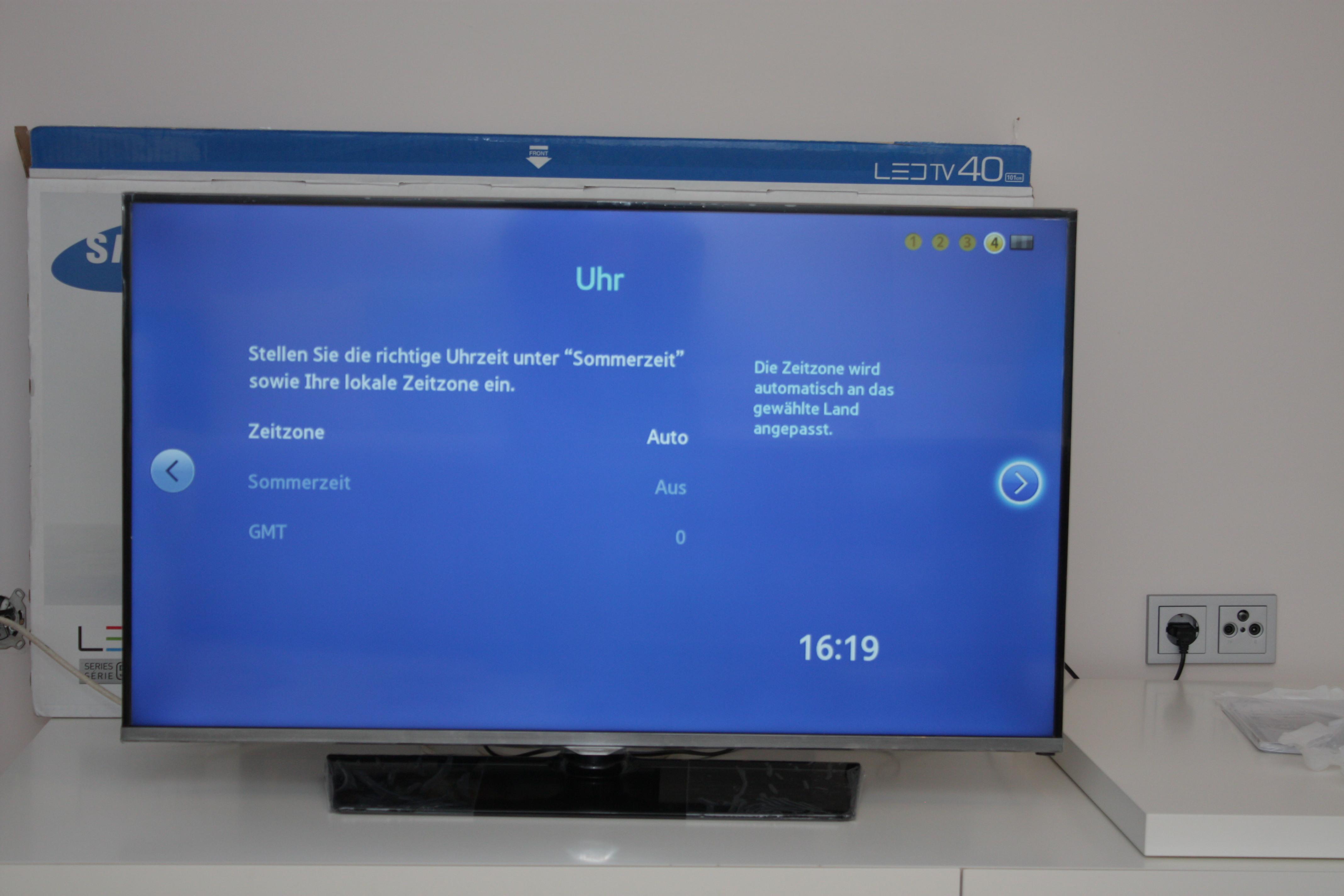 lohnt sich der samsung flachbildfernseher ue40h5070 als. Black Bedroom Furniture Sets. Home Design Ideas